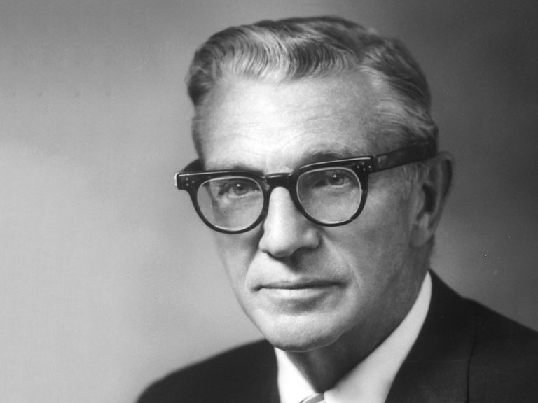 Zubrod became head of the Division of Cancer Treatment of NCI in 1956 and scientific director in 1961.  Source: NCI